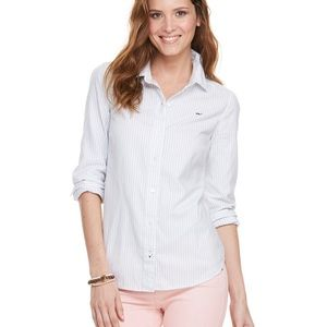 Vineyard Vines Oxford Stripe Button Down Shirt